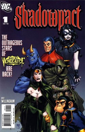 Shadowpact édition Issues (2006 - 2008)
