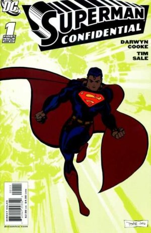 Superman Confidential édition Issues V1 (2007 - 2008)