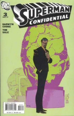 Superman Confidential # 3 Issues V1 (2007 - 2008)