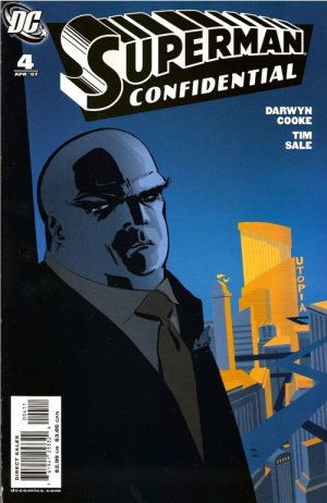 Superman Confidential # 4 Issues V1 (2007 - 2008)