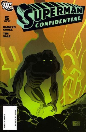 Superman Confidential # 5 Issues V1 (2007 - 2008)