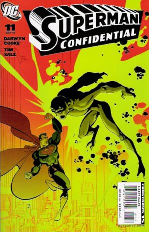 Superman Confidential # 11 Issues V1 (2007 - 2008)