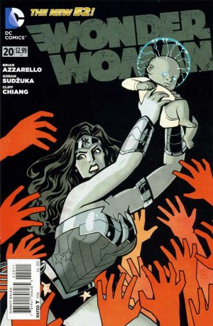 Wonder Woman # 20 Issues V4 - New 52 (2011 - 2016)
