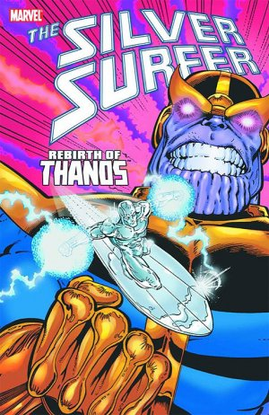 Silver Surfer - Rebirth of Thanos édition TPB softcover (souple)