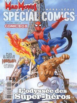 Mad Movies Hors-série spécial comics édition Simple