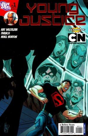 La ligue des justiciers – nouvelle génération  édition Issues V2 (2011 - 2013)