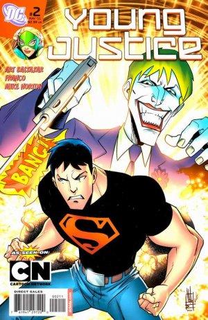 La ligue des justiciers – nouvelle génération  # 2 Issues V2 (2011 - 2013)