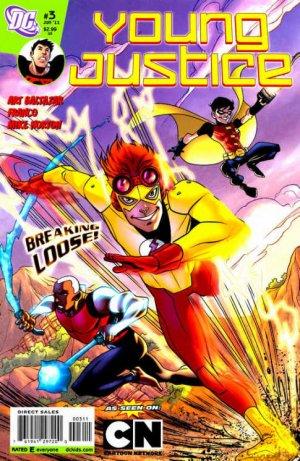 La ligue des justiciers – nouvelle génération  # 3 Issues V2 (2011 - 2013)