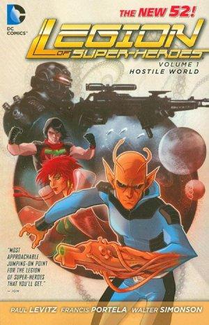 La Légion des Super-Héros édition TPB softcover (souple) - Issues V7