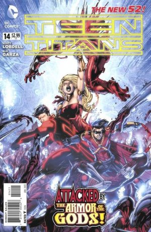 Teen Titans # 14 Issues V4 (2011 - 2014)