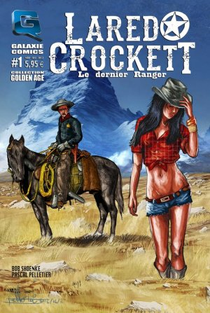 Lared Crockett, le dernier ranger édition Simple