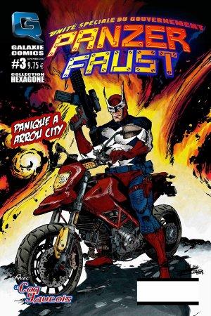 Panzer Faust, unité spéciale du gouvernement édition Simple