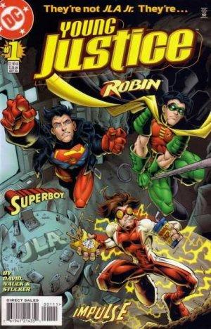 La ligue des justiciers – nouvelle génération  édition Issues V1 (1998 - 2003)