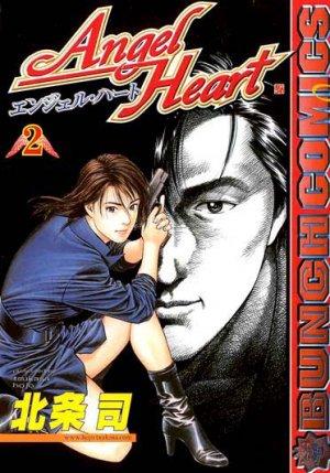 couverture, jaquette Angel Heart 2  (Coamix)