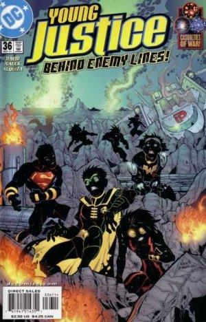 La ligue des justiciers – nouvelle génération  # 36 Issues V1 (1998 - 2003)