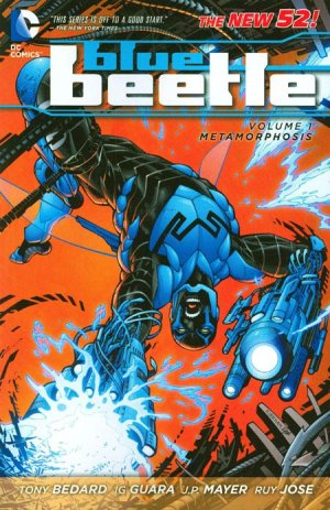 Blue Beetle édition TPB softcover (souple) - Issues DC V3