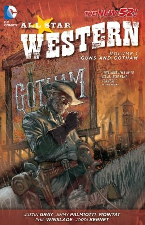 All Star Western édition TPB softcover (souple) - Issues V3