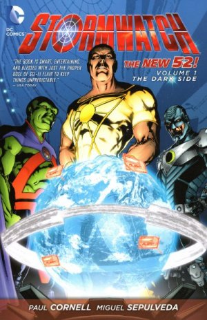 Stormwatch édition TPB softcover (souple) - Issues V3