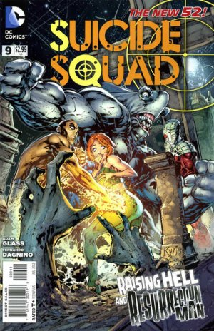 Suicide Squad # 9 Issues V4 (2011 - 2014)