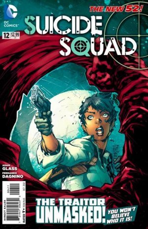 Suicide Squad # 13 Issues V4 (2011 - 2014)