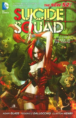 Suicide Squad édition TPB softcover (souple) - Issues V4