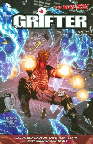 Grifter édition TPB softcover (souple) - Issues V3
