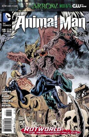 Animal Man # 13 Issues V2 (2011 - 2014)