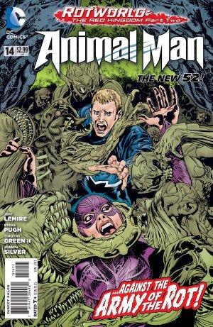 Animal Man # 14 Issues V2 (2011 - 2014)