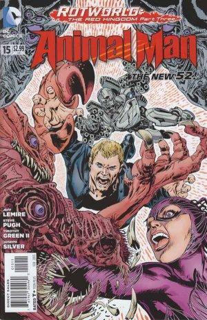 Animal Man # 15 Issues V2 (2011 - 2014)