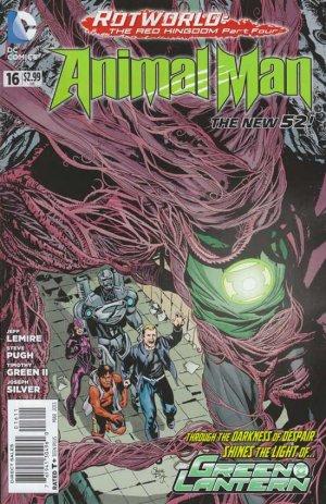 Animal Man # 16 Issues V2 (2011 - 2014)