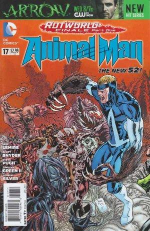 Animal Man # 17 Issues V2 (2011 - 2014)