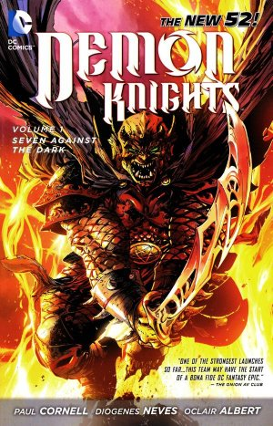 Demon Knights édition TPB softcover (souple)