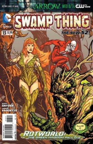 La Créature du Marais # 13 Issues V5 (2011 - 2015)