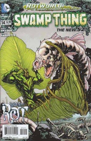 La Créature du Marais # 14 Issues V5 (2011 - 2015)