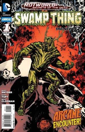 La Créature du Marais # 1 Annuals - Issues V5 (2012 - 2014)