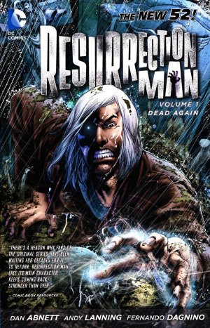 Resurrection Man édition TPB softcover (souple) - Issues V2