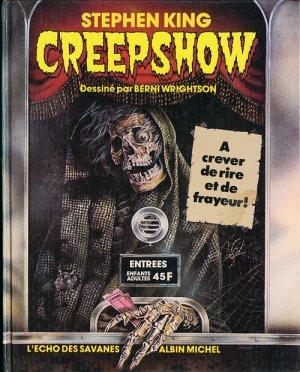 Creepshow édition Simple (1983)