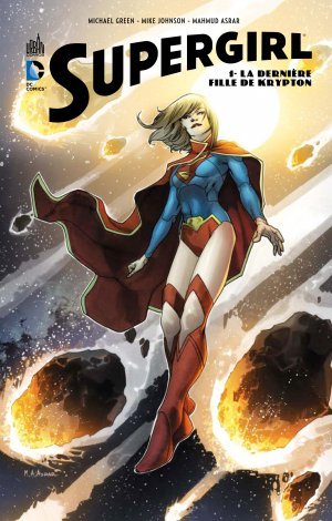 Supergirl édition TPB Hardcover (cartonnée) - Issues V6