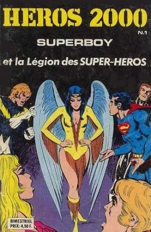 Heros 2000 édition Kiosque