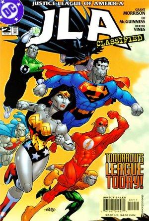 JLA - Classified # 2 Issues V1 (2005 - 2008)
