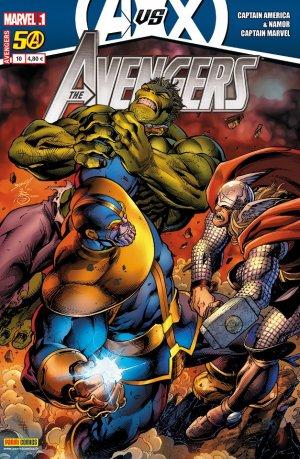 Captain America and Namor # 10 Kiosque V3 (2012 - 2013)