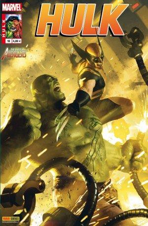 The Incredible Hulk # 10 Kiosque V2 (2012 - 2013)
