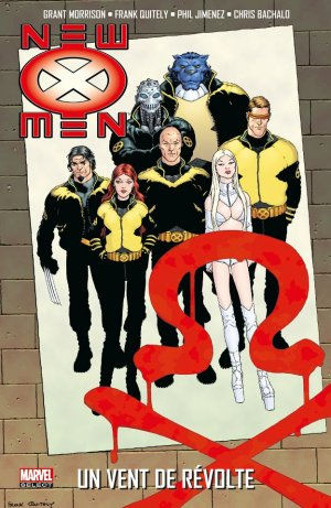 New X-Men # 3 TPB Softcover (souple)