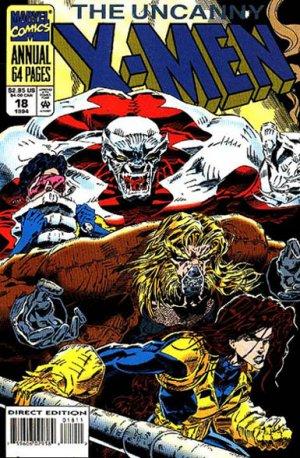 Uncanny X-Men # 18 Issues V1 - Annuals (1970 - 2001)