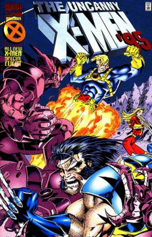Uncanny X-Men # 19 Issues V1 - Annuals (1970 - 2001)