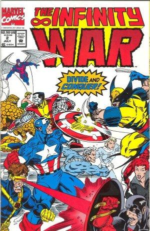La Guerre de l'Infini # 2 Issues (1992)