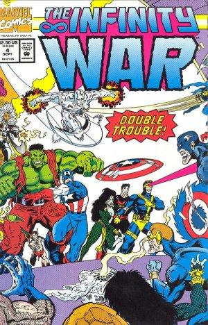 La Guerre de l'Infini # 4 Issues (1992)