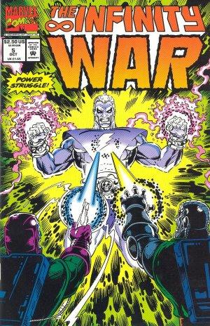 La Guerre de l'Infini # 5 Issues (1992)