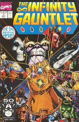 Le Gant de l'Infini # 1 Issues V1 (1991)
