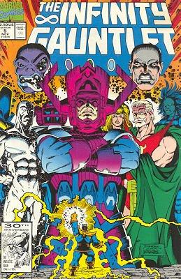 Le Gant de l'Infini # 5 Issues V1 (1991)